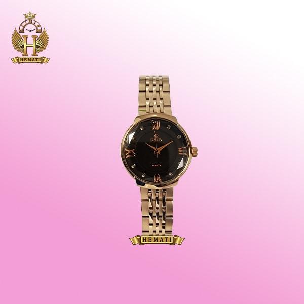ساعت زنانه داتیس مدل D8353AL رزگلد اورجینال