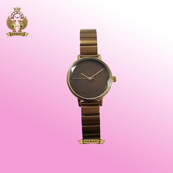 خرید آنلاین ساعت زنانه داتیس مدل D8371EL قهوه ای اورجینال