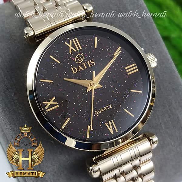 خرید انلاین ساعت مچی زنانه داتیس مدل DATIS D8373FL