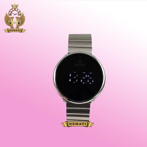ساعت اسپرت LED ال ای دی داتیس مدل Datis D8384G نقره ای اورجینال صفحه لمسی