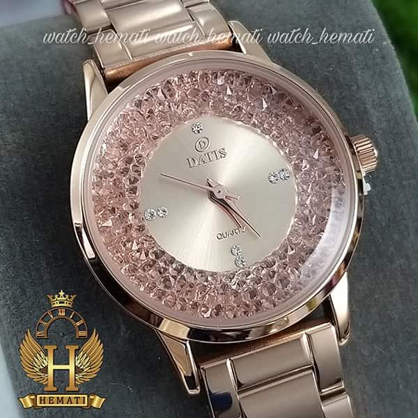 خرید ساعت مچی زنانه داتیس مدل DATIS D8417CL در رنگبندی