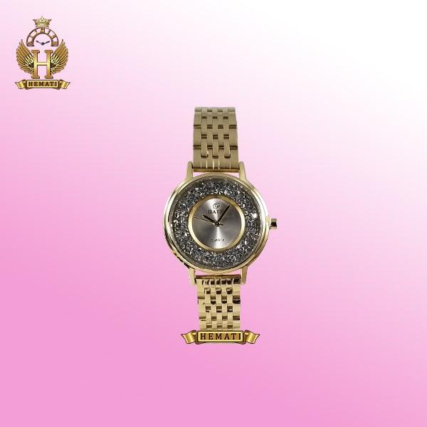 خرید ساعت زنانه داتیس مدل Datis D8461L طلایی اورجینال