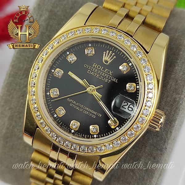 خرید ، قیمت ، مشخصات ساعت زنانه رولکس دیت جاست Rolex Datejust RODJL32502