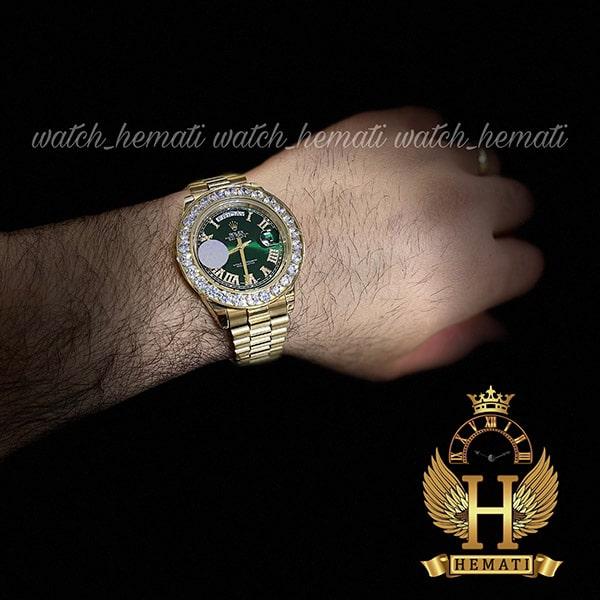 ساعت رولکس مردانه دیدیت اتومات