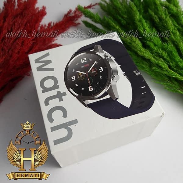 خرید ساعت هوشمند صفحه دایره ای مدل SMART WATCH F35 2020