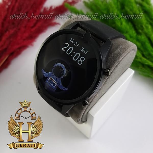 قیمت ساعت هوشمند صفحه دایره ای مدل SMART WATCH F35 2020