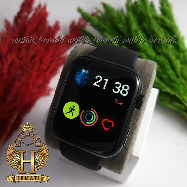 خرید اینترنتی ساعت هوشمند مدل U68 مشکی Smart watch