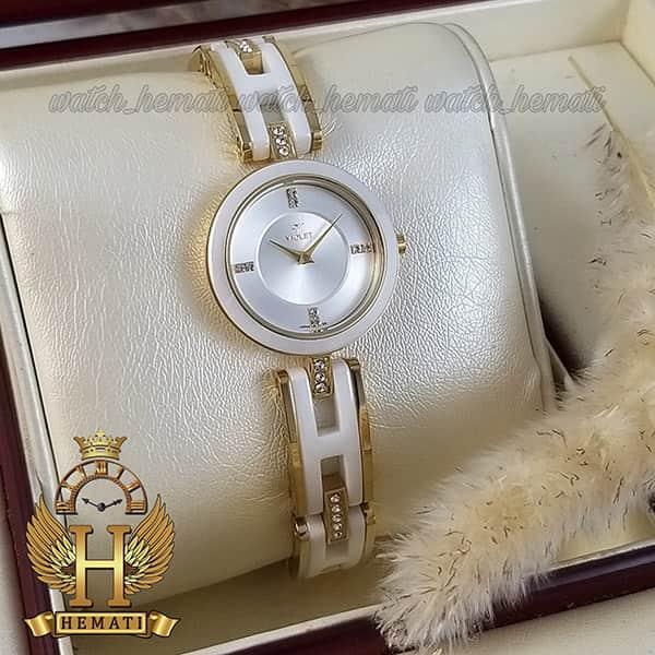 خرید ساعت مچی زنانه ویولت 0324L