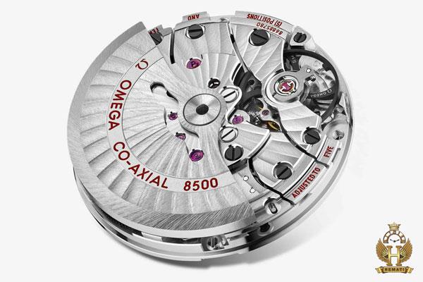 قابلیت Co Axial در ساعت های برند امگا