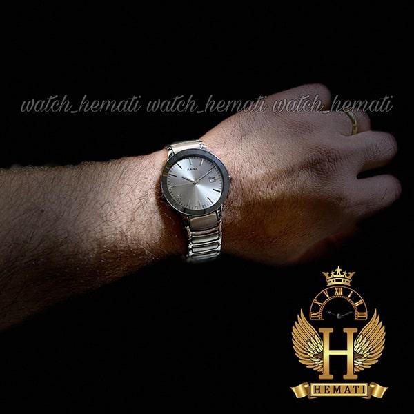 خرید ساعت مچی مردانه رادو دیا استار Rado Diastar Jubile RDM103 نقره ای ،کیفیت های کپی
