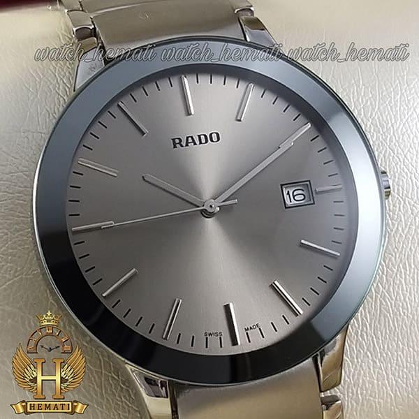 خرید ، قیمت ، مشخصات ساعت مردانه رادو دیا استار Rado Diastar Jubile RDM103 نقره ای ،کیفیت های کپی