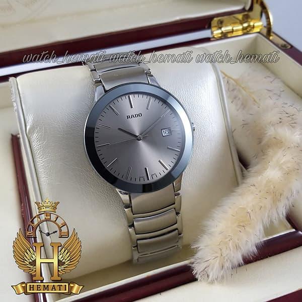 خرید ارزان ساعت مردانه رادو دیا استار Rado Diastar Jubile RDM103 نقره ای ،کیفیت های کپی