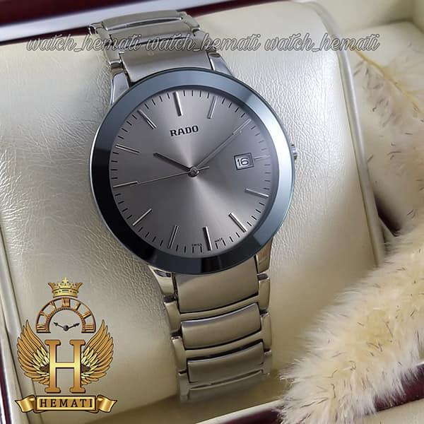 خرید اینترنتی ساعت مردانه رادو دیا استار Rado Diastar Jubile RDM103 نقره ای ،کیفیت های کپی