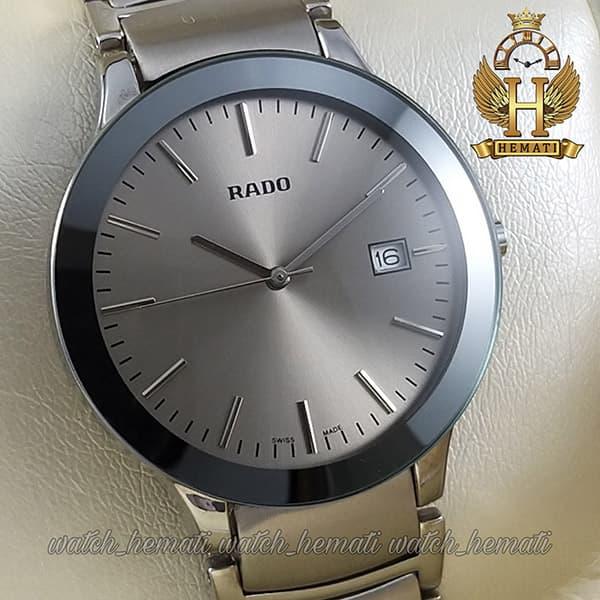 خرید انلاین ساعت مردانه رادو دیا استار Rado Diastar Jubile RDM103 نقره ای ،کیفیت های کپی