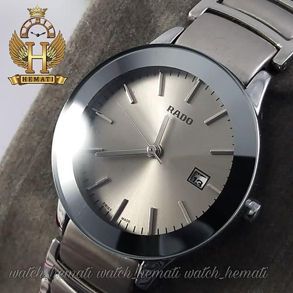 قیمت ساعت زنانه رادو دیا استار Rado Diastar RDL100 نقره ای