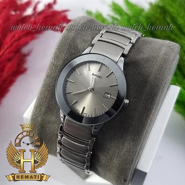 خرید ارزان ساعت زنانه رادو دیا استار Rado Diastar RDL100 نقره ای