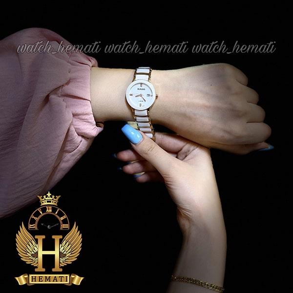 خرید اینترنتی ساعت زنانه رادو دیا استار Rado Diastar فلز سرامیک