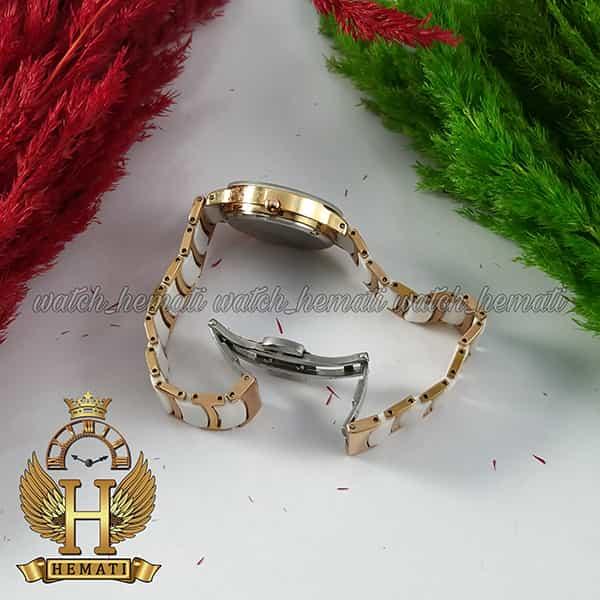 خرید انلاین ساعت زنانه رادو دیا استار Rado Diastar RDL102 سفید-رزگلد