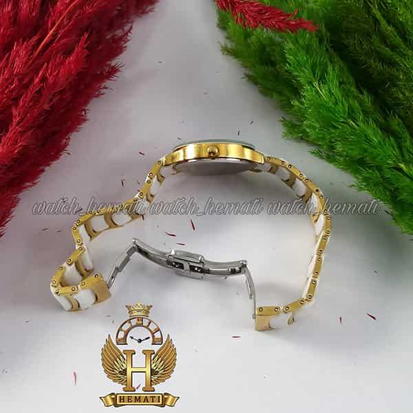 خرید انلاین ساعت زنانه رادو دیا استار جوبیل Rado Diastar Jubile RDL101 سفید-طلایی های کپی