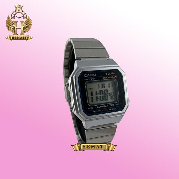 خرید ساعت اسپرت کاسیو نوستالژی CASIO S280U نقره ای