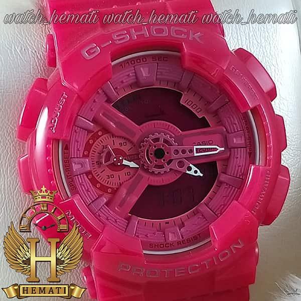 خرید ارازن ساعت اسپرت کاسیو جی شاک Casio G-Shock GA-110CC سرخابی