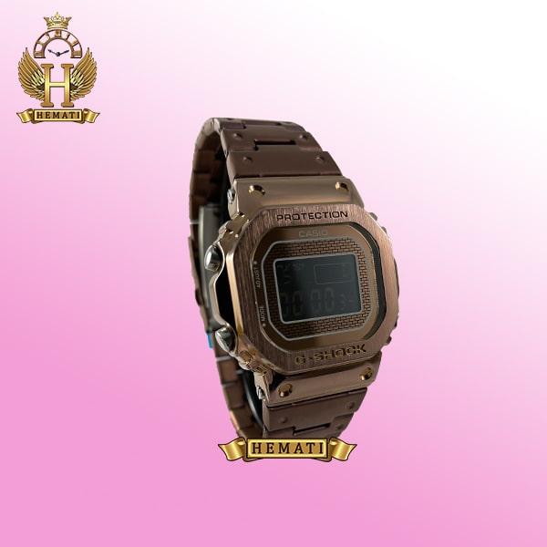 ساعت مردانه کاسیو جی شاک پروتکشن CASIO G-SHOCK Protection GLP-F2000 نسکافه ای دیجیتالی
