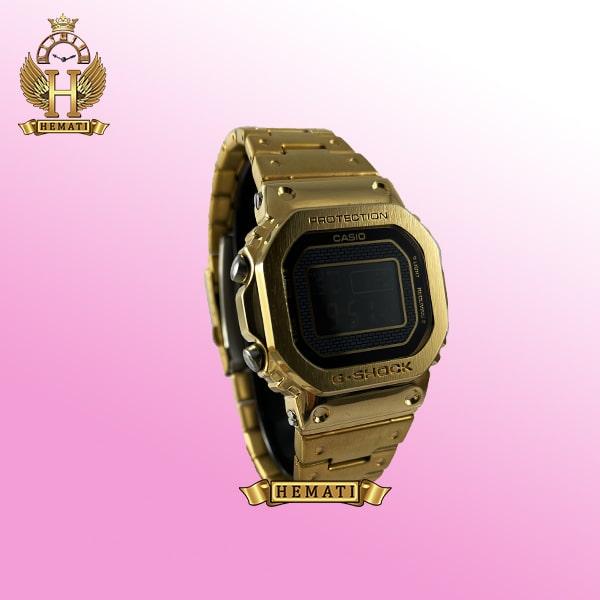 خرید ساعت مردانه کاسیو جی شاک پروتکشن FTR-B7000 طلایی