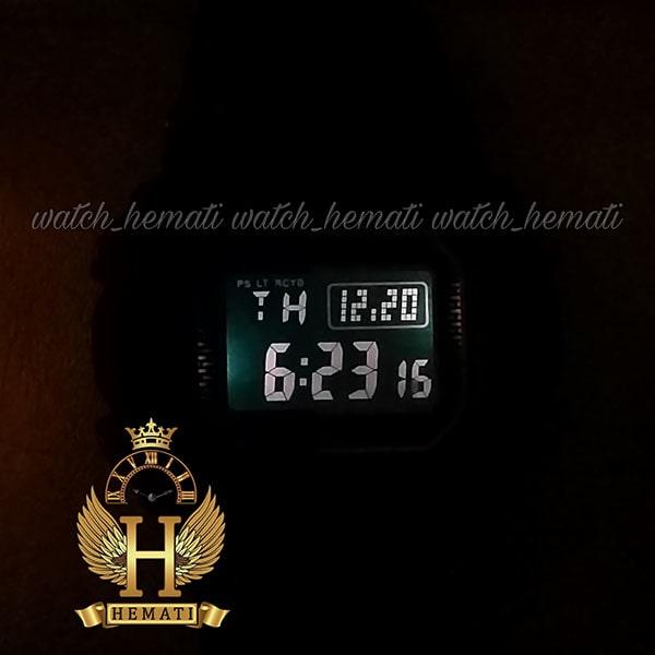 خرید ، قیمت ، مشخصات ساعت مردانه کاسیو جی شاک پروتکشن CASIO G-SHOCK GMW-B5000 مشکی (صفحه مشکی و طوسی)
