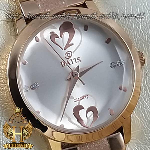 خرید انلاین ساعت مچی زنانه داتیس مدل DATIS D8368CL