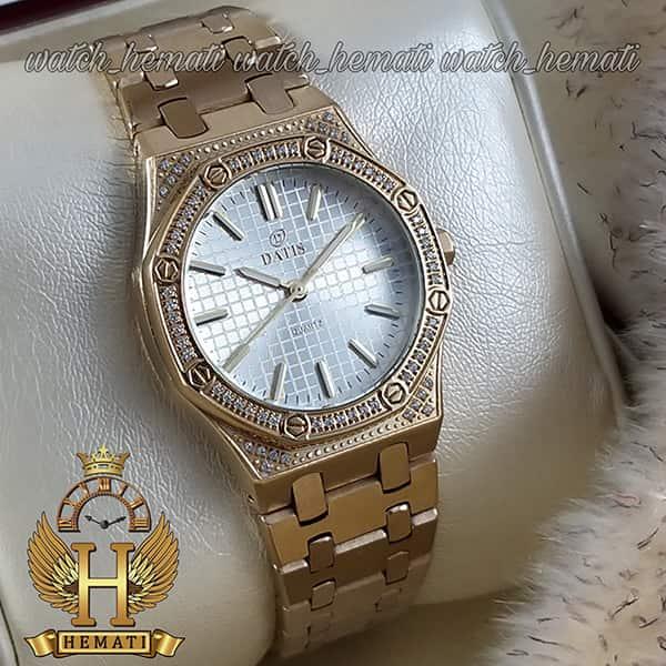 ساعت مچی زنانه داتیس طرح ایپی مدل DATIS D8442L طلایی