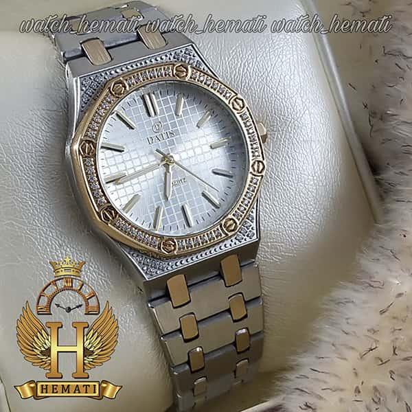 ساعت مچی زنانه داتیس مدل DATIS D8442L نقره ای طلایی مدل ایپی