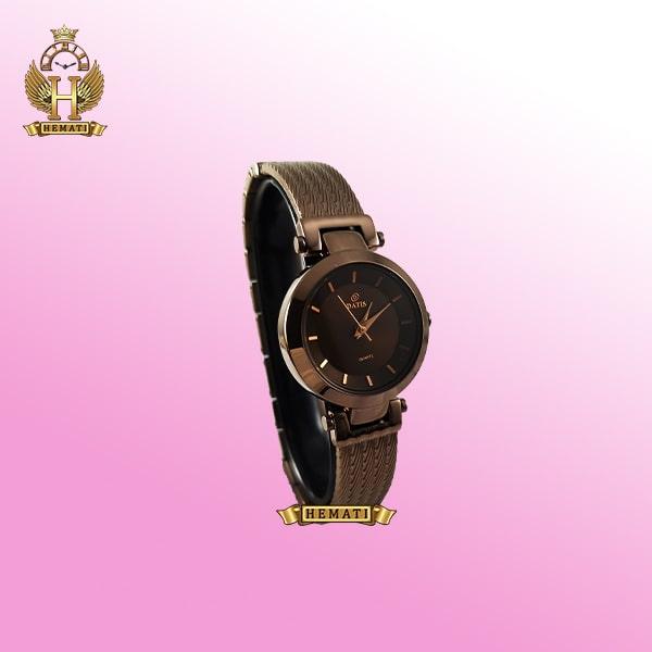 خرید ساعت مچی زنانه داتیس تمام کافی مدل DATIS D8509EL طرح سیم بکسل
