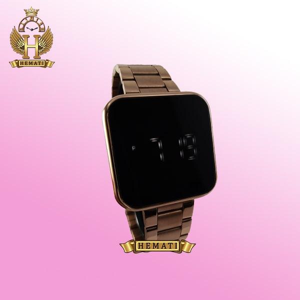خرید ساعت ال ای دی داتیس مدل DATIS LED D8488AL رنگ کافی