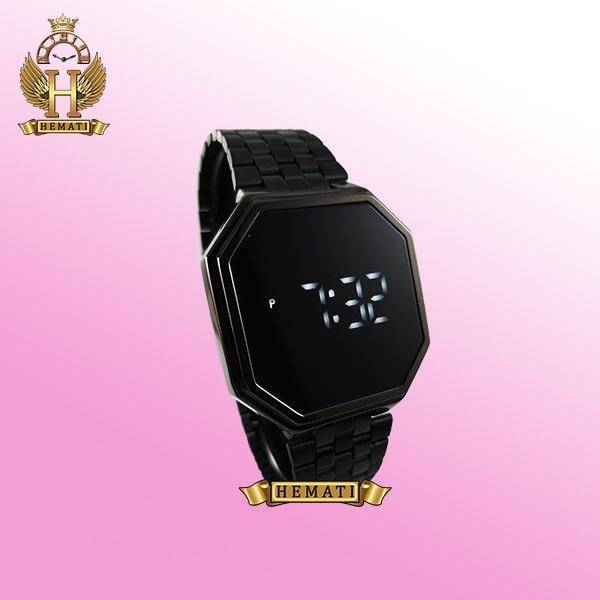 ساعت ال ای دی داتیس مدل DATIS LED D8481G رنگ مشکی