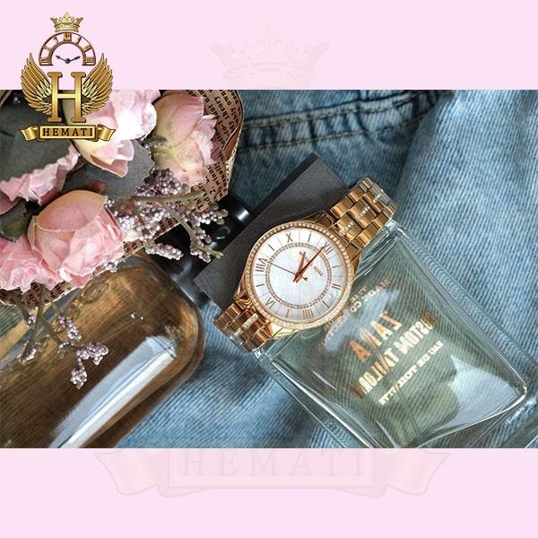 خرید ساعت زنانه مایکل کورس MICHAEL KORS MK3716 رزگلد