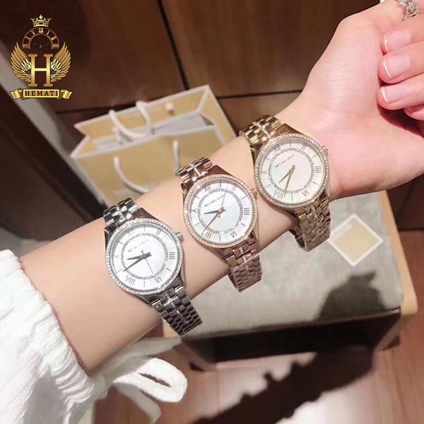 خرید انلاین ساعت زنانه مایکل کورس MICHAEL KORS MK3716 رزگلد