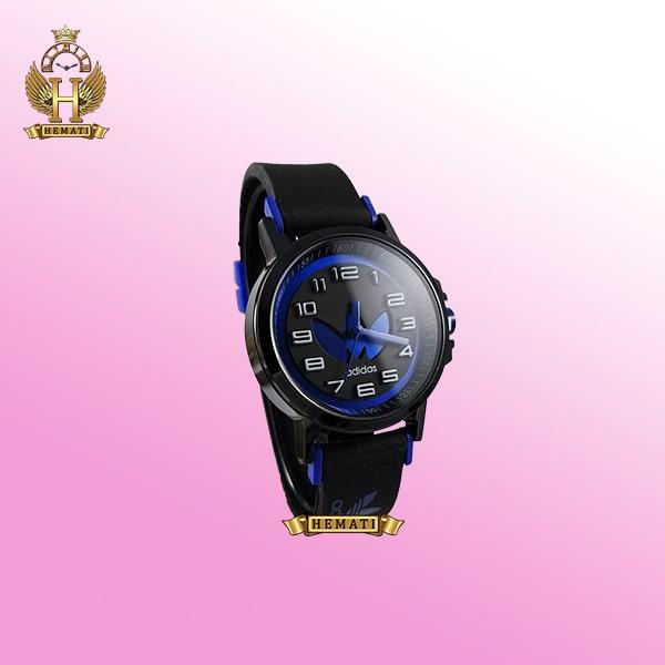 ساعت آدیداس اسپرت پسرانه و دخترانه مشکی و آبی