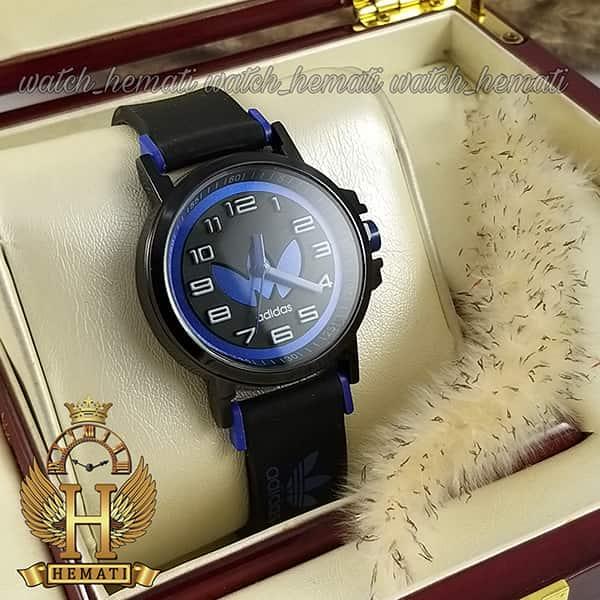 خرید ، قیمت ، مشخصات ساعت آدیداس اسپرت پسرانه و دخترانه مشکی و آبی