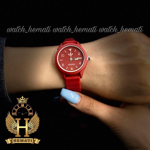 خرید انلاین ساعت اسپرت آدیداس پسرانه و دخترانه ADIDAS AD105 قرمز_سفید