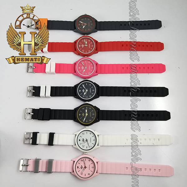 ساعت مچی اسپرت آدیداس رخترانه و پسرانه ADIDAS AD100 ارزان قیمت در رنگبندی