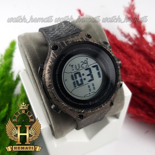 خرید ف قیمت ، مشخصات ساعت اسپرت بنمی BNMI 1810L آبرنگی مشکی و رزگلد