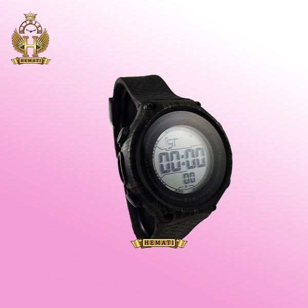 ساعت اسپرت بنمی BNMI 1810L آبرنگی مشکی و نقره ای
