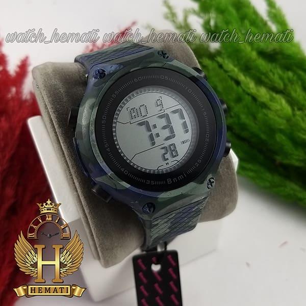 خرید ساعت اسپرت بنمی BNMI 1810L چریکی آبی