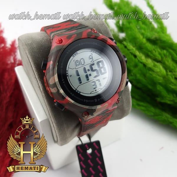 خرید ، قیمت ف مشخصات ساعت اسپرت بنمی BNMI 1810L چریکی قرمز