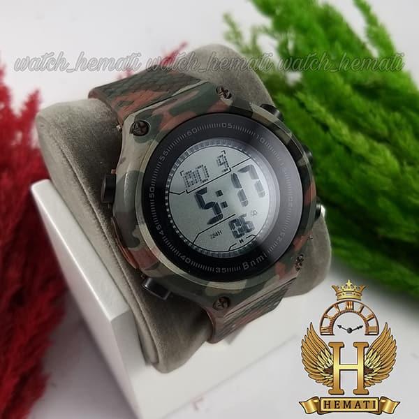 خرید ، قیمت ، مشخصات ساعت اسپرت بنمی BNMI 1810L چریکی قهوه ای