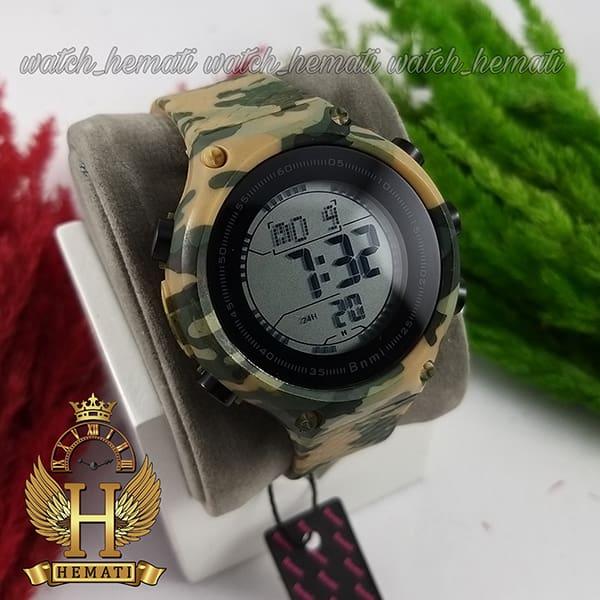 خرید ، قیمت ، مشخصات ساعت اسپرت بنمی BNMI 1810L چریکی کرم
