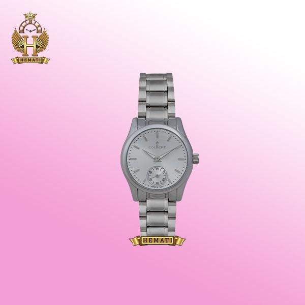 خرید ساعت زنانه اورجینال کلبرت 0137L COLBERT ساده و شیک نقره ای