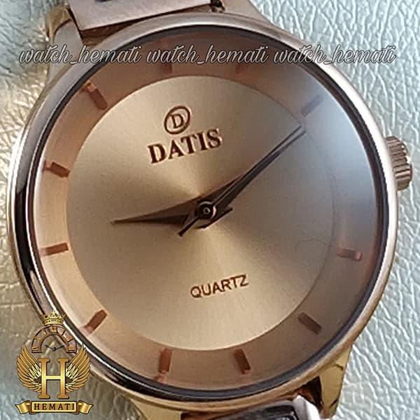 ساعت زنانه داتیس مدل D8341CL