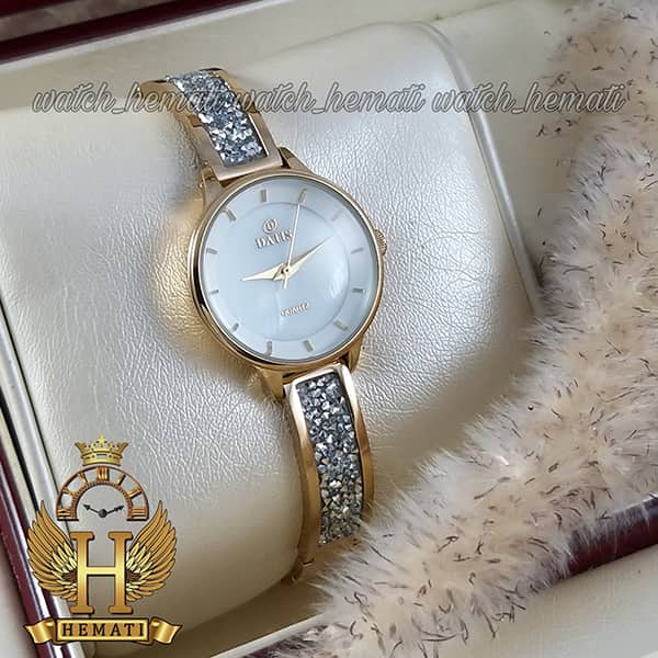 خرید اینترنتی ساعت زنانه داتیس مدل D8341CL