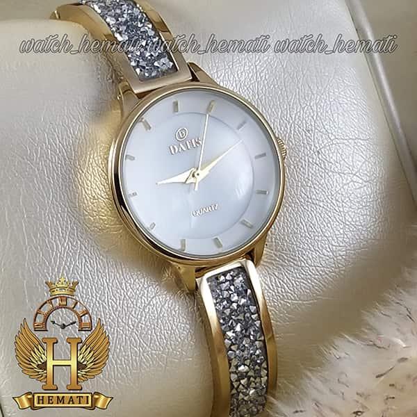 خرید انلاین ساعت زنانه داتیس مدل D8341CL